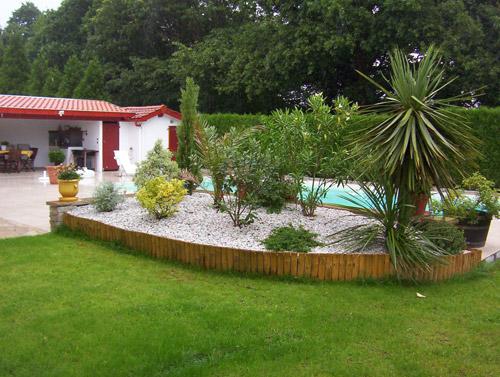 Am nagement paysager dans le pays basque culture jardin for Amenagement jardin paysager