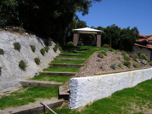 am nagement paysager dans le pays basque culture jardin. Black Bedroom Furniture Sets. Home Design Ideas